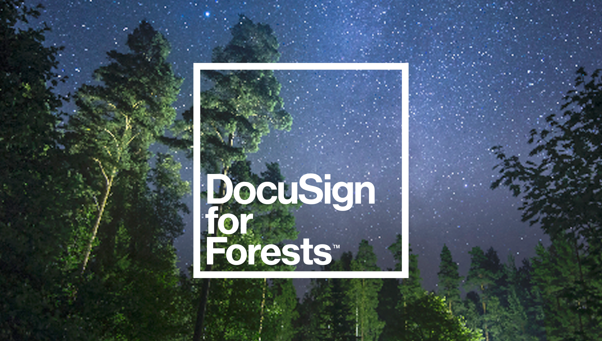 DocuSign for Forestsの静止画